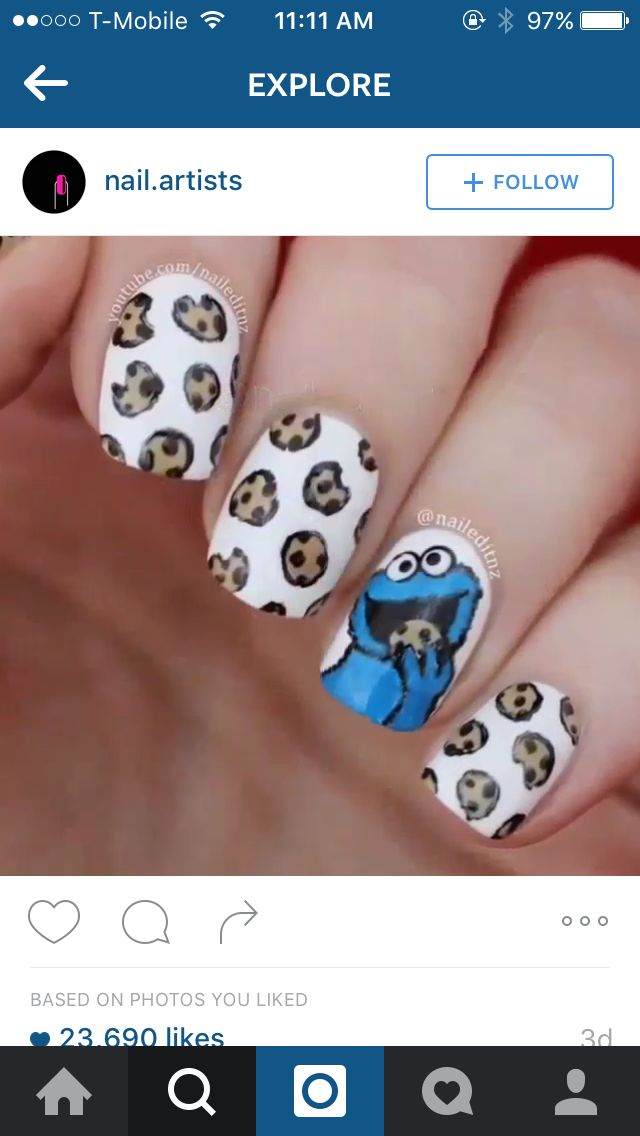 Love the Cookie Monster