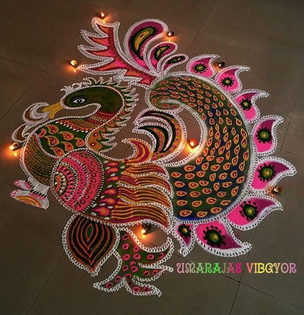 1000 Images About Rangoli: 1000+ Images About Rangoli Designs And Kolam Designs On