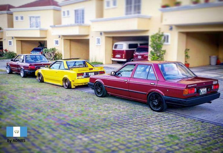 Sentra B12 Coupe, Toyota Mr2, Sentra B12 Sedan