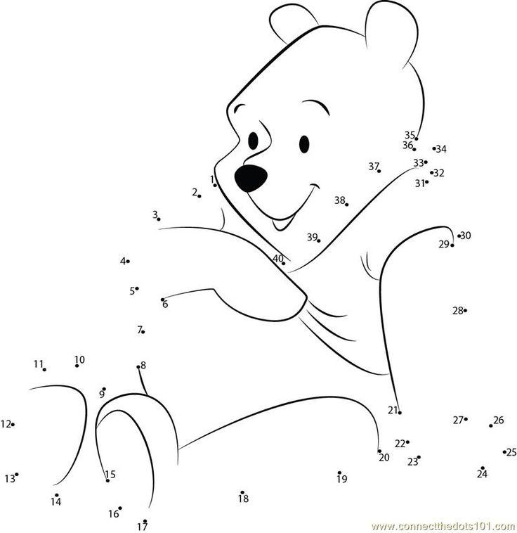 Winnie The Pooh Dot To Dot Santa Coloring Pages Dragon Coloring Page Pokemon Coloring Pages