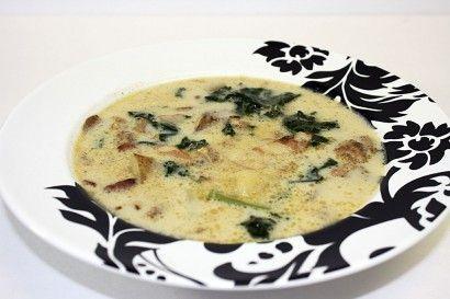 Zuppa Toscana (Olive Garden Style)   Recipe