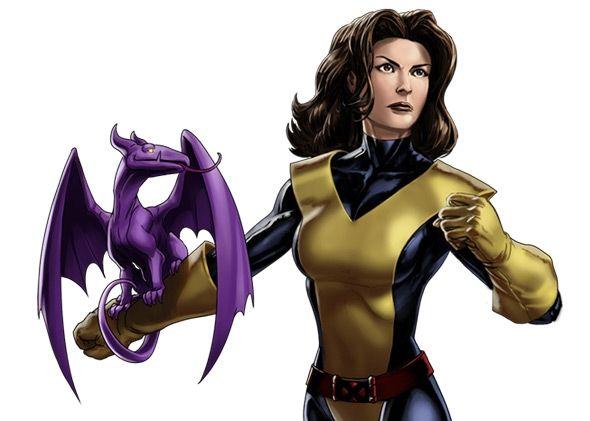 Kitty Pryde in X Men #explorer #archetype #brandpersonality