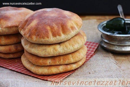 Pita Ekmeği- Arap ekmeği