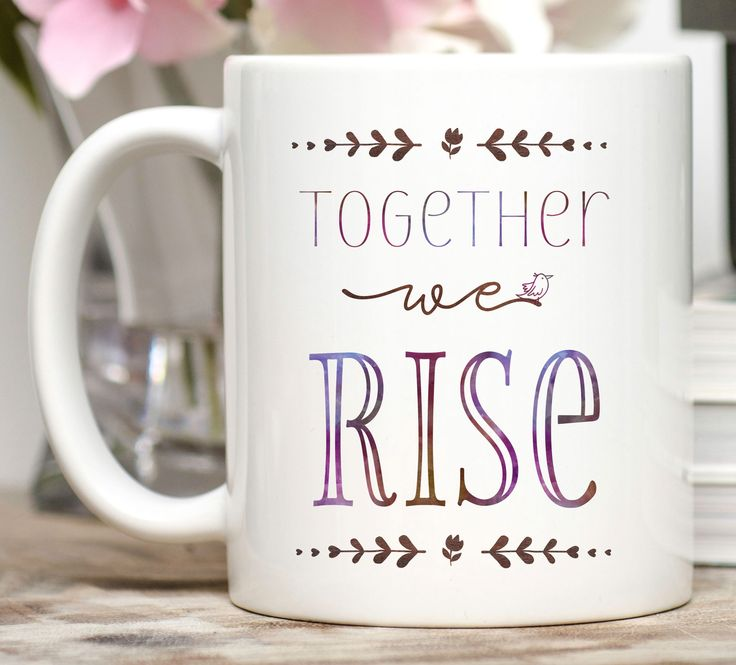 Together We Rise - Employee Appreciation Gift
