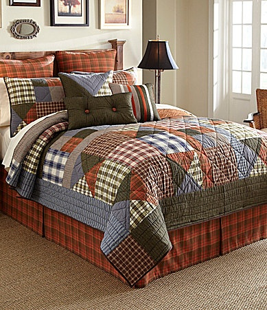 Cremieux Trevor Bedding Collection Dillards The Cabin
