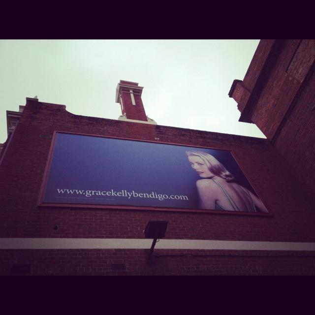Beautiful Grace - Grace Kelly Exhibition Bendigo