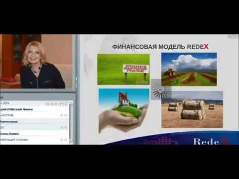 Отличие RedeX от финансовой пирамиды