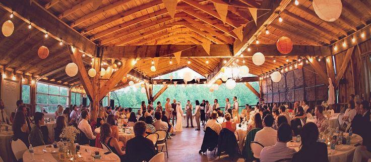 Brush canyon ranch mountain wedding venue venues for Cabin wedding venues