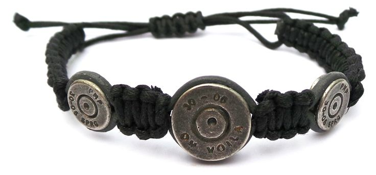 Harry: Named after Clint Eastwood's movie Dirty Harry, this bracelet is full of punch, power and plenty of action too!  http://oh-voila.shopstar.co.za/products/harry