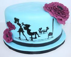 birthday cake for a hairdresser - Google Search