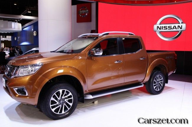 New generation 2018-2019 Nissan Frontier debuted in Argentina