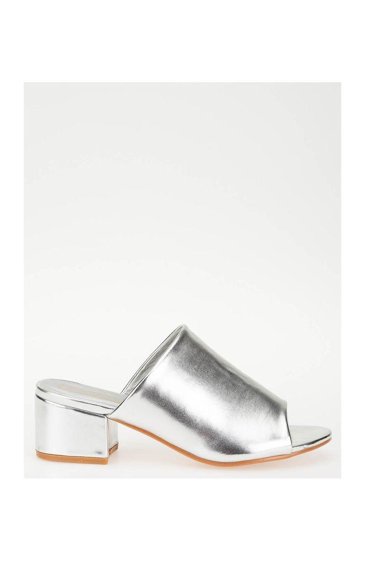 Srebrne sandały // Have2Have