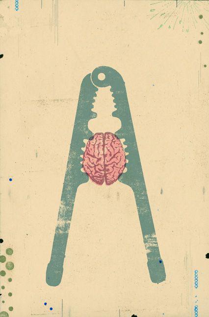Richard Mia - Infuriating Lateral Brain Puzzles / http://richardmia.com