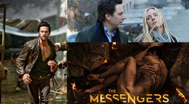 Continuiamo ad aggiornarvi sui trailer delle novità o delle serie che stanno per tornare in onda negli USA nel 2015. Ecco arrivare tre interessanti trailer di The Messengers, Allegiance e Da Vinci's Demons. Trailer di The Messengers The Messengers è una nuova serie The CW in partenza venerdì 10 aprile, ma a parte colonna sonora …