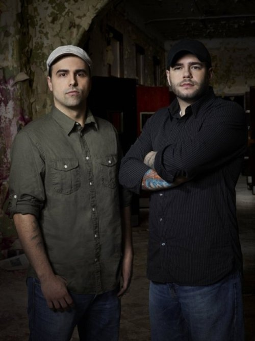 <3 Ghost Hunters!! Steve Consalves and Dave Tango