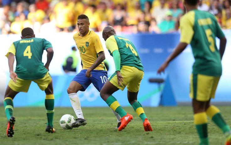 Brazil 0 South Africa 0: hosts draw in Brasilia!