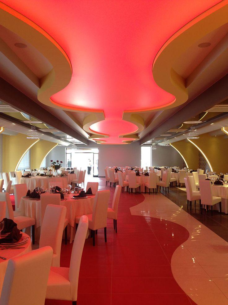 """Sala ricevimenti, ristorante """"Villa Maria"""" - Tensocielo"""