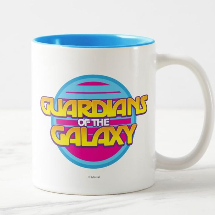 Guardians of the Galaxy Coffee Cup Disney Store