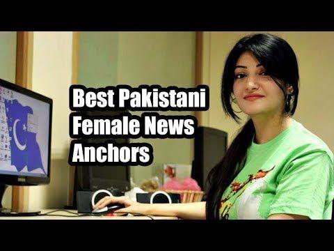 10 Best Pakistani Female News Anchors | Pakistani Female News Anchors
