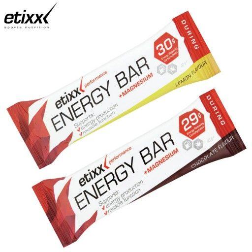 Etixx Energy Bar