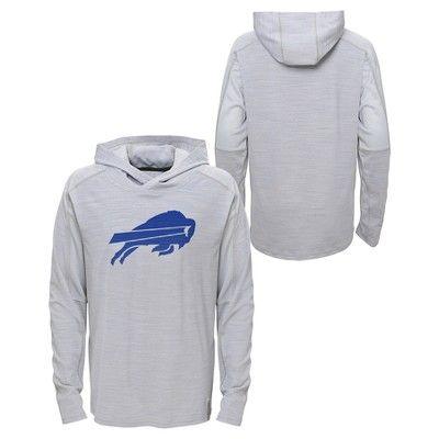 Activewear Sweatshirt NFL Buffalo Bills Team Color XL, Boy's