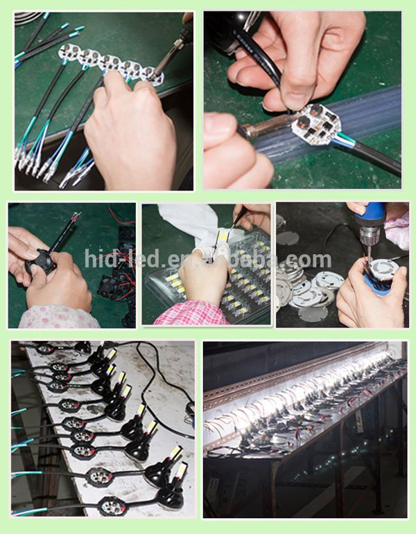 2015 new products led 5w SMD optic fiber lamp for car jeep suv atv