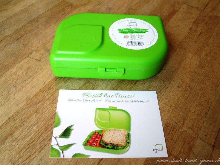 Ökologische Verpackung  Nana Box Review