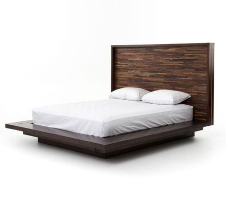 25 best ideas about King platform bed frame on Pinterest King