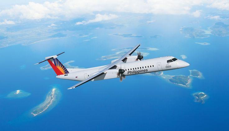 Bombardier Q400 de Philippine Airlines