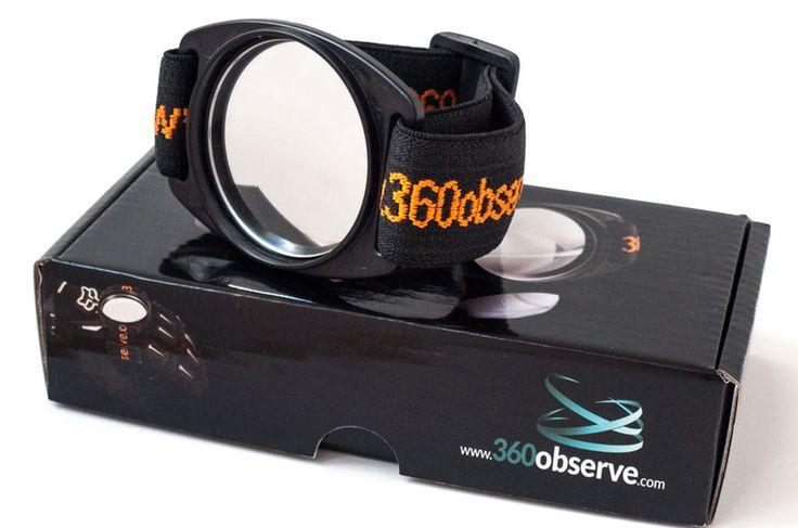 Specchio Scuba 360 Observe - Euro 19,30 360 Observe - Specchio Scubaè un pratico ed innovativo strumento per aumentare il campo visivo in immersione spesso limitato dall'ingombro e dalla diffico