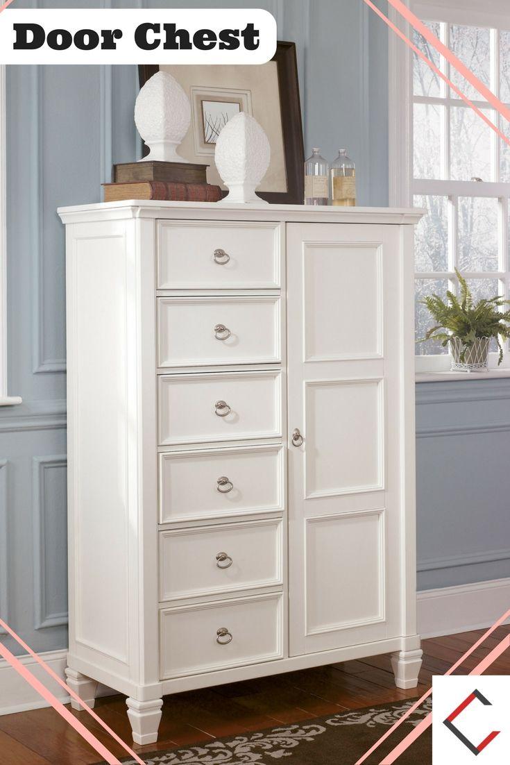 Ashley Furniture Prentice Door Chest Door Chest Ashley