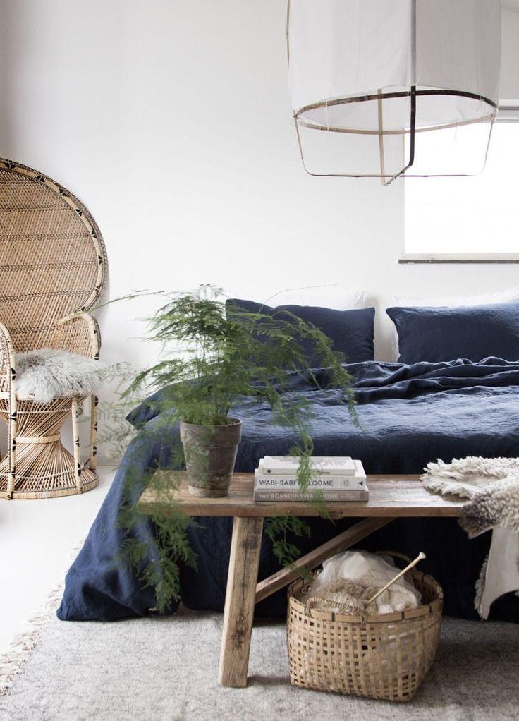 Beautifully soft organic, linen bedding