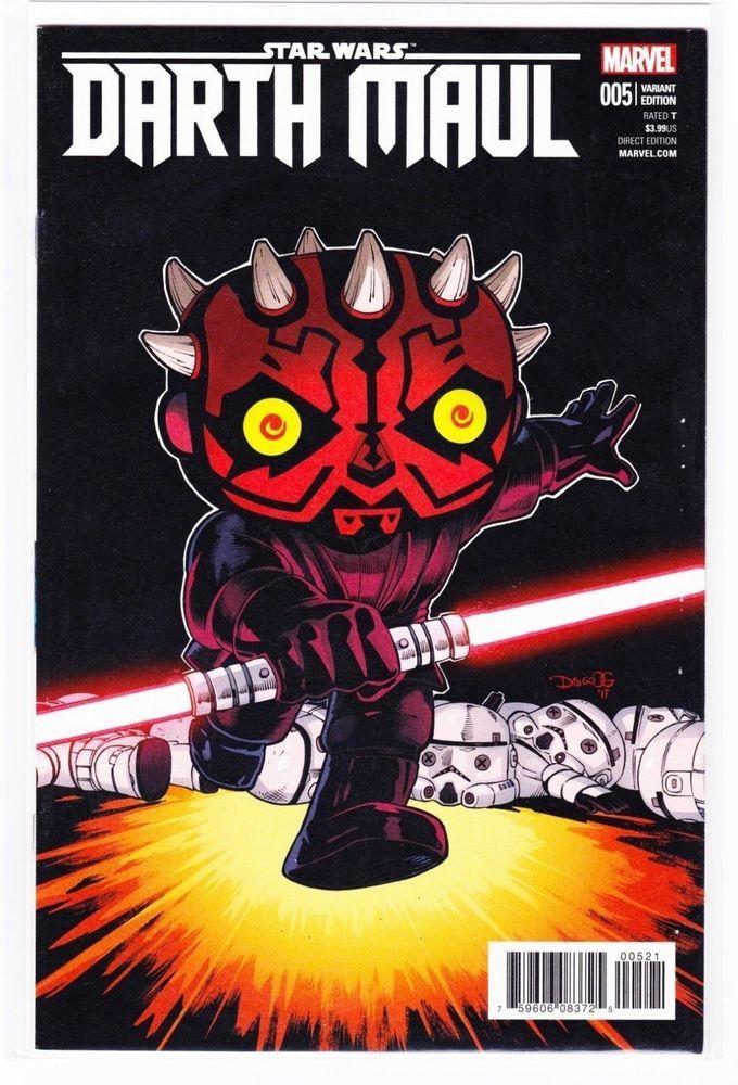 Star Wars Darth Maul #5 MARVEL Comics NM