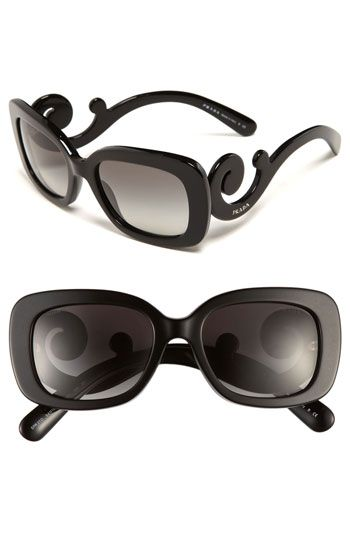 Prada 'Baroque' Sunglasses available at #Nordstrom