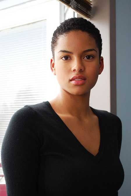 140 Best Images About The Big Chop On Pinterest Tapered