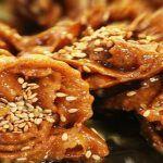 Ricetta dei famosi biscotti al miele e sesamo del #Marocco