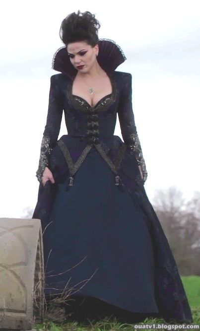 Once Upon a Time Evil Queen Costumes | Once Upon a Time ...