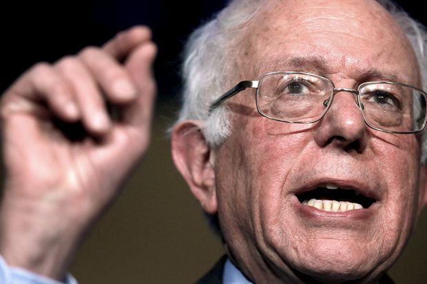 "Bernie Sanders exclusive: ""I never wanted to be a part of such a soulless politics"" 