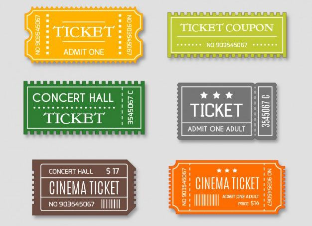 Ticket is not just a piece of paper or entry pass, it will give you a right to enter to the events, parties, movies etc… Tickets also give you permission to travel on vehicles like bus, train, ship, airplane and more. So, creating ticket for any event or party is very important. For some type …