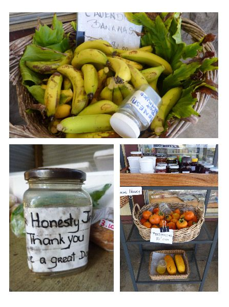 Roadside Stalls & Honesty Boxes - Norfolk Island