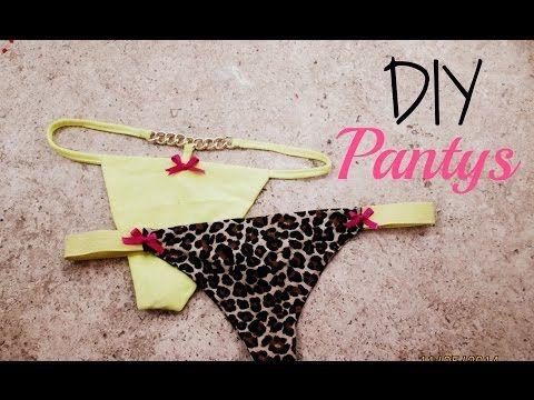 ¡PANTYS DIY! Especial Regalos - Madeleyn ♡ - YouTube
