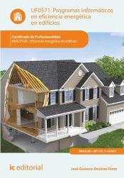 Programas informáticos en eficiencia energética en edificios http://encore.fama.us.es/iii/encore/record/C__Rb2601281?lang=spi