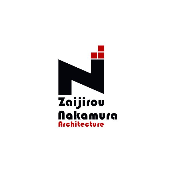 Zaijirou Nakamura Architecture Logo on Behance