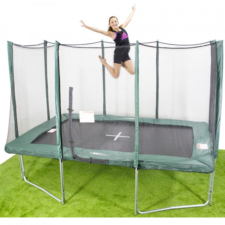 8x12ft Rectangle Trampoline | Trampolines Australia Nice quality trampoline with appeal for wide age group. Fits in tight spots and has great bounce.