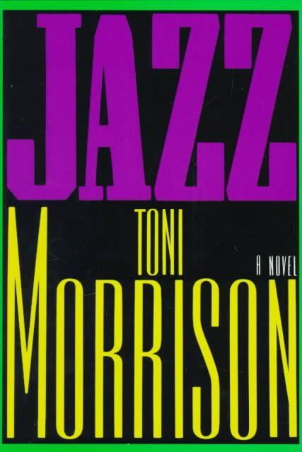 Jazz, by Toni Morrison. Beautiful prose.
