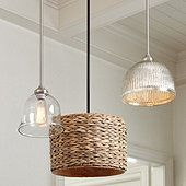 Harlow Single Pendant Light Kit