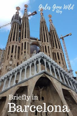 Have you been to Barcelona? Do you recognise the Sagrada Famlila? Here is our two day (48 hour) Barcelona itinerary on the blog at Girles Gone Wild.