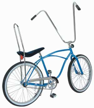 how awesome is this beach cruiser bicycle?