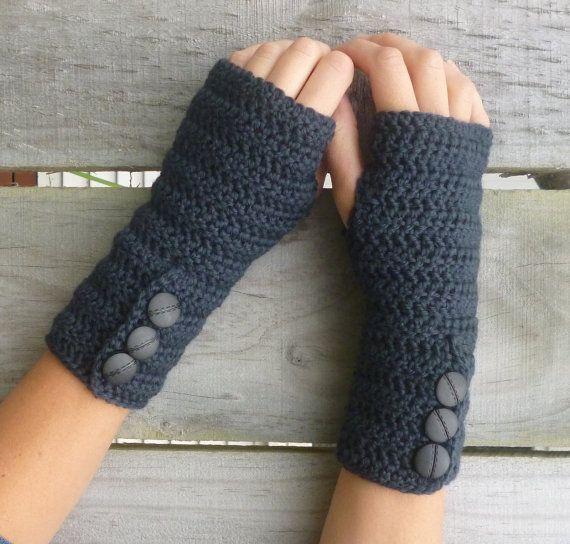 Fingerless gloves - Amelia                                                                                                                                                                                 More