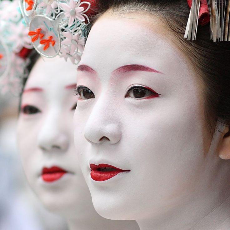 Best 25+ Geisha makeup ideas on Pinterest | Geisha costume, Geisha ...